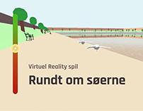 Rundt om Søerne - Unity VR game