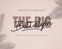 The Big Battalyon