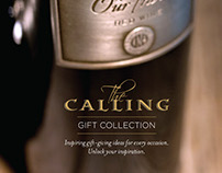 The Calling Wine Gift Brochure
