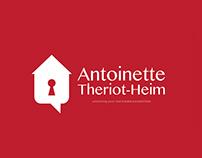 Antoinette Theriot-Heim | Real Estate Logo