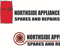 Northside Appliances Branding Logo Concepts