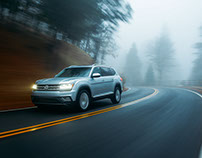 VW Atlas - Launch Campaign