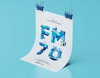 Bursa M'sia FM70 Poster