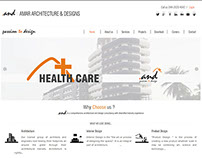 Launch of our brand new website