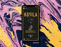 KGSILA – 024DRILL / Single Cover