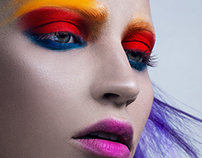 Uh, OH! - Beauty Editorial