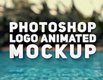 3D Logo Animated Mockup