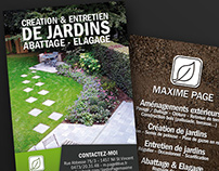 Maxime Page / Flyer