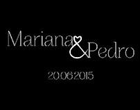 Mariana&Pedro - love your dress!