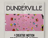 Dunderville (Branding & Web)