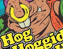 Hog Hoggidy Hog Posters