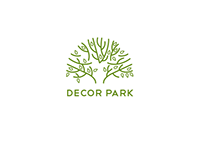 Decor Park store logo
