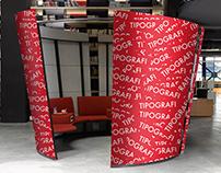 Koleksiyon Oblivion redesign for the 4th İKSV Biennial