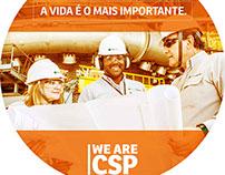 CAMPANHA DE SAÚDE E SEGURANÇA CSP