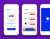 Shoplyfter App Concept