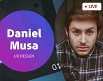 Adobe Live - UX Design