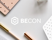 Becon Wifi - Redesign