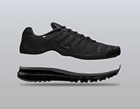 NIKE SOLE SWAP / FOOTWEAR CONCEPTS