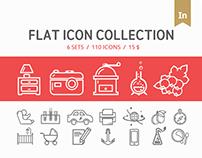 110 Flat icon (BUY)