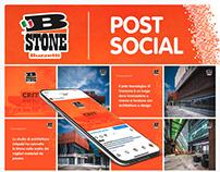 Post Social B-Stone