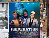 Igeneration Poster