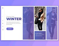 Winter product exploration (e-commerce)