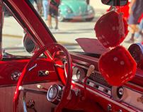 Classic Car Color Study #1