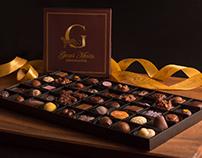 Gerard Mendis Chocolatier - Valentine's Day Collection