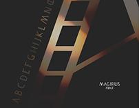 Magirus font