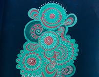 Turquoise Meditation