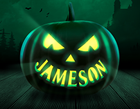 Jameson Haloween