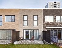 Townhouses // Årstiderne Arkitekter