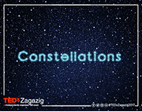 """ Constellations "" TEDx_Zagazig Conference"