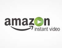 Amazon Prime Instant Video Commercial Reel