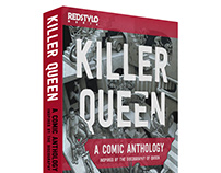 Book Cover Design for Killer Queen
