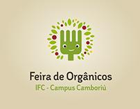 MARCA │ Feira de Orgânicos IFC
