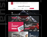 Nissan Malaysia Website