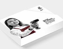 Scanner Packaging and Brochure