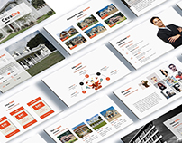 Real Estate - Powerpoint Presentation Template