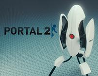 Portal 2: Laser Turret