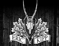 Eric Kipp Branding