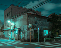 Shitamachi Dreams