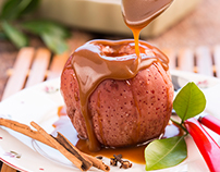 Fotografías recetario Crema de Leche (19 imágenes)