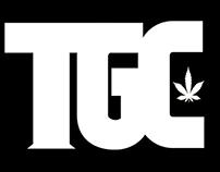 3D advertising logo - The Garden Crew (TGC)