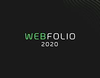 Webfolio 2020