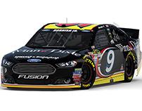 2015 #9 Winn-Dixie Ford Fusion