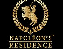 Napoleon's Residence Logo