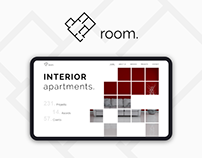 Room. - Landing Page