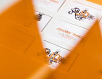 Branding Johanna Dungl - Translations