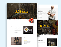 SPICE Free PSD Template